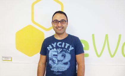 Iván Palma, una visita breve a BeWorking