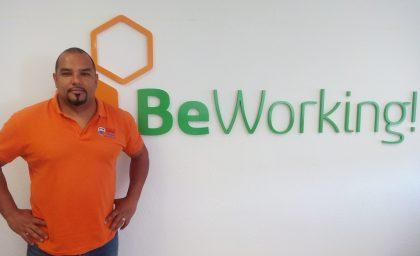 Marcos López, un BeWorker de larga estancia