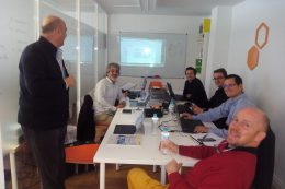 SSI SCHAEFER at our Meeting Room