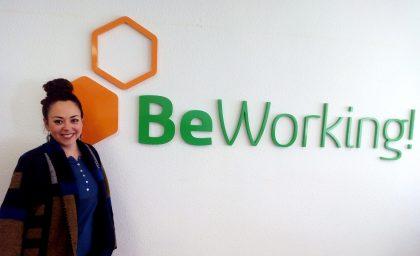 Irene Nevado, una Beworker para tus eventos