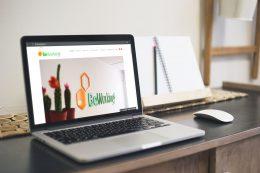 Imagen profesional con una oficina virtual