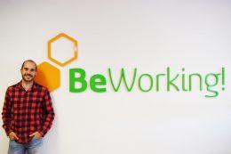 Rubén Gómez, el BeWorker desarrollador de apps