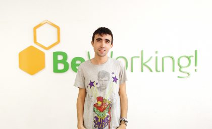 Jose Alberto Matas, un BeWorker de corta estancia