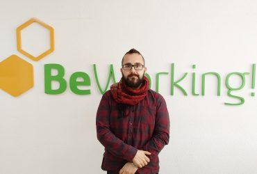 Ismael, an adventurous beworker from Salamanca