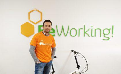 Raúl Gonzalez, emprendedor e inquieto