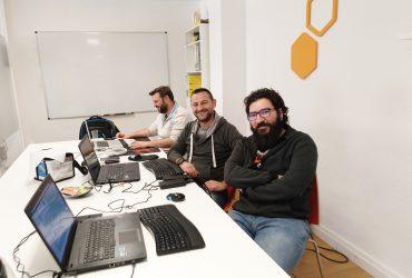 Blue Jay, a programming startup