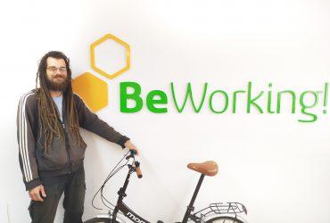 Petros,un Beworker músico y productor