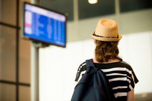 Nomada digital viajando