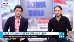 Miguel Rabaneda en Telecinco