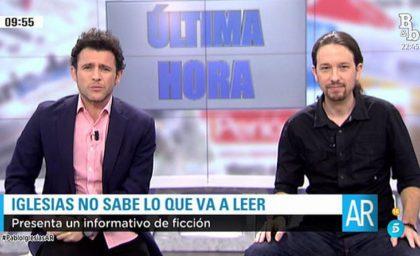 Miguel Rabaneda, productor, reportero y presentador visita BeWorking.