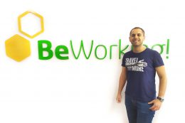 Fabrizio, a BeWorker digital entrepreneur
