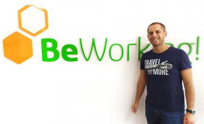 Fabrizio, un BeWorker emprendedor digital