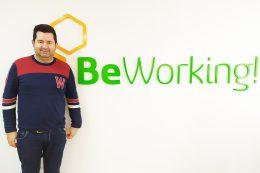 Luis, un BeWorker granadino ingeniero informático