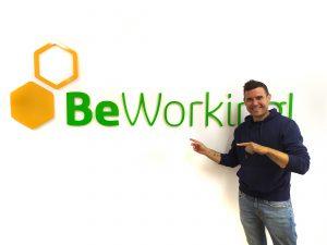 Miguel Ángel en BeWorking