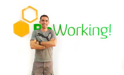 Antonio Chueco, un beworker Tutor/Formador especializado en Marketing