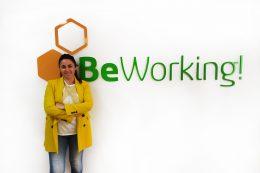 Sofía, BeWorker encargada del dpto. de Proyectos Ambientales en Letter Ingenieros
