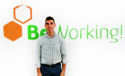 Sergio Arjona, un beWorker agente inmobiliario
